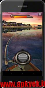 دانلود بازی ماهیگیری متفاوت fishing lite v1.0.2 اندروید