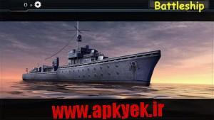 دانلود بازی قهرمان دریا sea warfare hero v1.0 اندروید