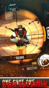 دانلود بازی اسنایپر SNIPER X: KILL CONFIRMED v0.5.2 اندروید