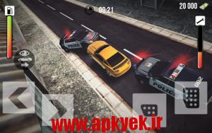دانلود بازی ماشین پلیس THIEF VS POLICE v1.3 اندروید