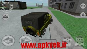 دانلود بازی ماشین سواری UAZ Hunter: free riding v1.0 اندروید