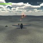 دانلود بازی جنگنده هوایی Airplane Fighters Combat v1.0 اندروید