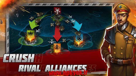 دانلود بازی متحدین جنگ Alliance Wars:World Domination v1.241 اندروید