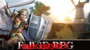 دانلود بازی فرشته شمشیرزن Angel Sword v1.0.0 اندروید مود شده