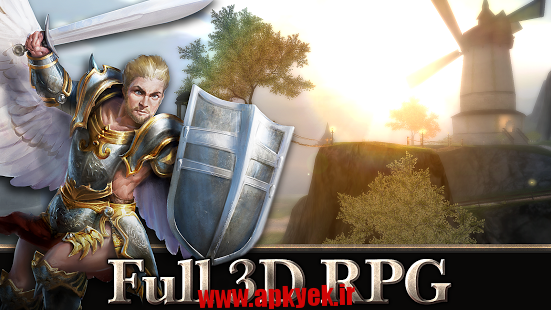 دانلود بازی فرشته شمشیرزن Angel Sword 1.0.2 اندروید مود شده