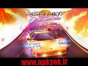 دانلود بازی آسفالت اوردرایو Asphalt Overdrive 1.2.0k اندروید