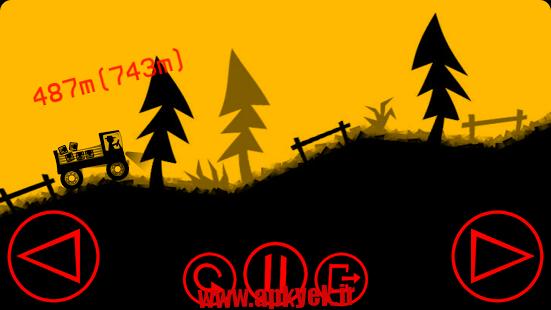 دانلود بازی جاده های بد Bad Roads v3.00 اندروید