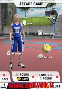 دانلود بازی قهرمان بسکتبال Basketball Champion 1.2.1 اندروید مود شده