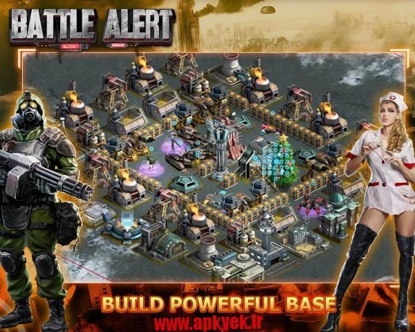 دانلود بازی هشدار جنگ Battle Alert : War of Tanks 4.7.03 اندروید