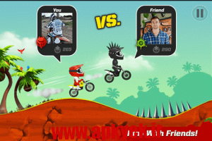 دانلود بازی بالا بردن دوچرخه Bike Up! v1.0.1.33 اندروید