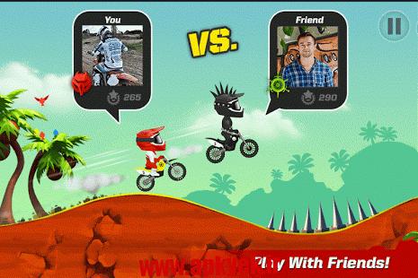 دانلود بازی بالا بردن دوچرخه Bike Up! v1.0.1.55 اندروید