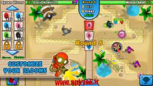دانلود بازی جنگ تی دی Bloons TD Battles v2.4.6 اندروید مود شده