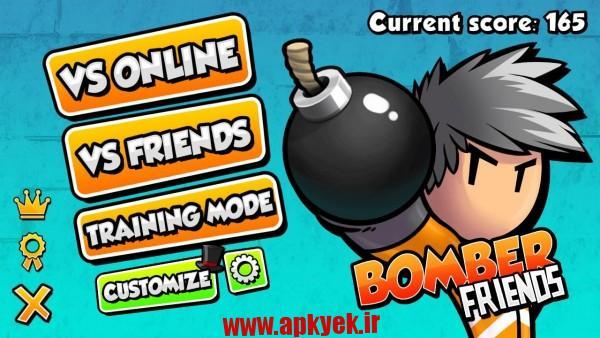 دانلود بازی بمب افکن Bomber Friends 1.21 اندروید