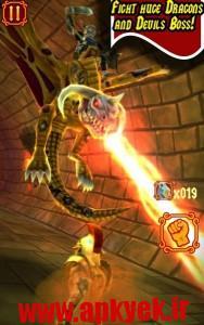 دانلود بازی نایت راش 1.0.0 Brave Knight Rush اندروید