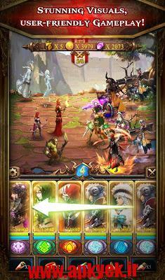 دانلود بازی تلاش و شجاعت Brave Quest v1.0.0 اندروید
