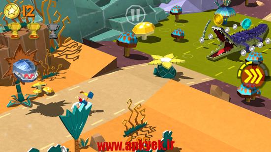 دانلود بازی کارتونی بازمانده Cartoon Survivor v1.0 اندروید