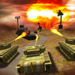 دانلود بازی کلش اف تانک Clash of Tanks v1.1 اندروید