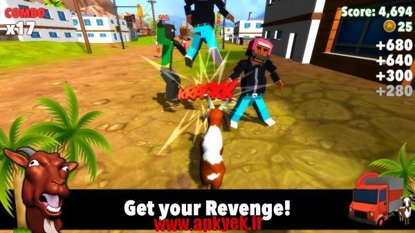 دانلود بازی دوندگی بی نهایت Curry Goat Revenge 1.5.14 اندروید