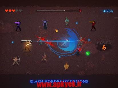 دانلود بازی اسلش تیره Dark Slash: Hero v1.08 اندروید