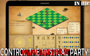 دانلود بازی جهان تاریک Dark Worlds – Age of Wars v1.0 اندروید