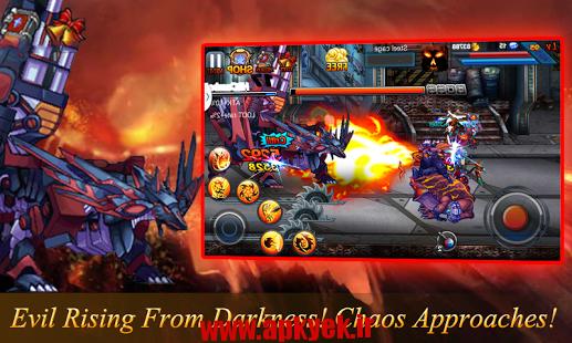دانلود بازی سحر شیطان Dawn Hunting Evil Slaughter v1.0 اندروید