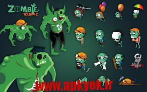 دانلود بازی هدف زامبی Dead Target: Zombie Rising v1.0.3 اندروید