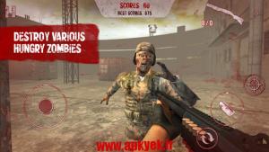 دانلود بازی اکشن آرنا Deadlands Arena v1.11 اندروید