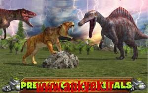 دانلود بازی انتقام دایناسورها Dinosaur Revenge 3D v1.1 اندروید
