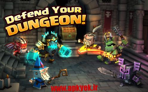 دانلود بازی ماموریت زندان رئیس Dungeon Boss v0.5.2424 اندروید