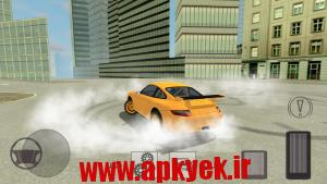 دانلود بازی اتوموبیل رانی شدید Extreme Car Driving 2016 v1.0 اندروید