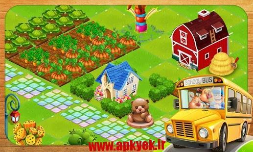 دانلود بازی مدرسه مزرعه Farm School v1.0.2 اندروید