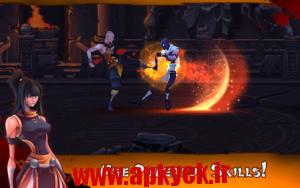 دانلود بازی مبارزه مرگبار Fatal Fight v1.1.71 اندروید