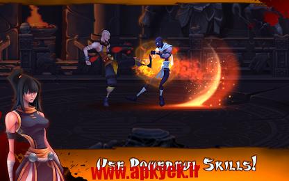 دانلود بازی مبارزه مرگبار Fatal Fight 1.2.50 اندروید