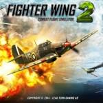 دانلود بازی شبیه ساز پرواز FighterWing 2 Flight Simulator 2.57 اندروید پول بی نهایت