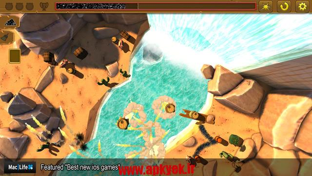 دانلود بازی باروت Gunpowder v1.2.26 اندروید