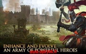 دانلود بازی قهرمان کملوت Heroes of Camelot v5.0.1 اندروید