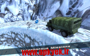 دانلود بازی صعود Hill Climb Army Prison Driver v1.2 اندروید