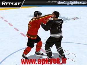 دانلود بازی مبارزه هاکی Hockey Fight Pro v1.65 اندروید