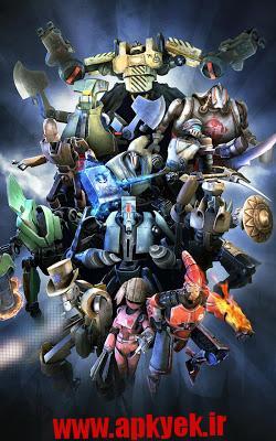 دانلود بازی ربات های مبارز Ironkill: Robot Fighting Game v1.3.75 اندروید