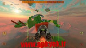 دانلود بازی ماشین جت Jet Car Stunts 2 v1.0.16 اندروید