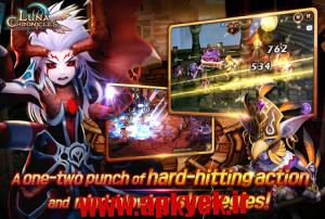 دانلود بازی تاریخ لونا Luna Chronicles v1.0  اندروید