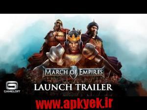 دانلود بازی استراتژیک March of Empires 1.0.1b اندروید
