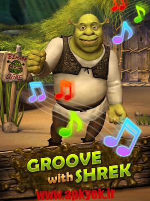 دانلود بازی شرک Pocket Shrek 1.29 اندروید