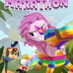 دانلود بازی ماراتون خنده دار Ridiculous Marathon v1.0 اندروید