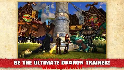 دانلود بازی مدرسه اژدها School of Dragons v1.14.0 اندروید