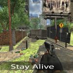 دانلود بازی زامبی های سرباز Soldiers VS Zombies v1.3 اندروید