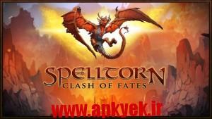 دانلود بازی سرنوشت Spelltorn, Clash of Fates RPG v1.1.2 اندروید