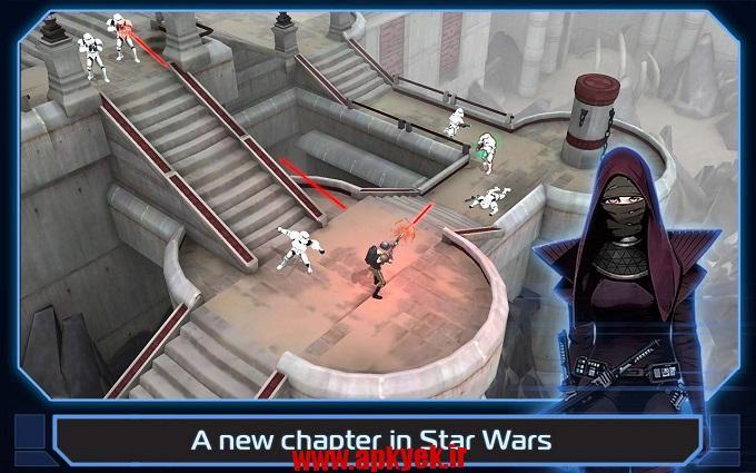 دانلود بازی قیام ستارگان Star Wars: Uprising 0.2.0 اندروید