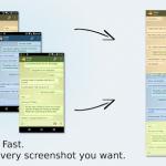 دانلود نرمافزار اشتراک گذاری تصاویر حجیم Stitch & Share: big screenshot v0.9.38 اندروید