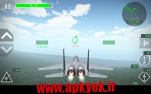 دانلود بازی اعتصاب جنگنده ها Strike Fighters v1.8.0 اندروید